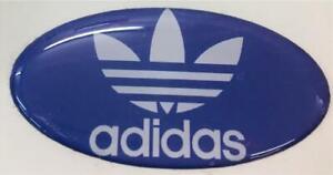 Scomadi Horncast Badge Blue and White addidas Logo