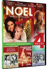 DVD - Family - Noel - Megs Story - A Christmas Without Snow - Jo's Story