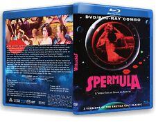 SPERMULA  DVD/Blu-ray Combo