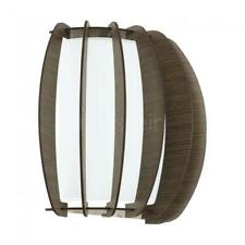 Eglo 95594 Stellato 3 lampada a parete / applique E27 legno e vetro