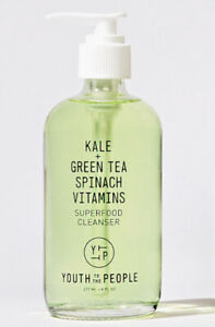Youth to the People Kale Green Tea Spinach Superfood Cleanser 8 oz  Full Size