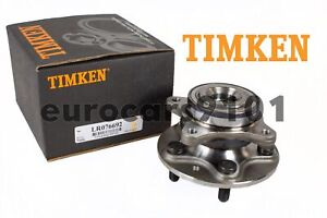 New! Land Rover Timken Front Wheel Bearing and Hub Assembly LR014147G LR076692
