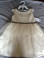 Carter's 24 Months Ivory Tulle Dress!!! NWT!!!