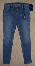 New Chaps Ralph Lauren 4P Jeans Madden Slim Leg Slimming Fit Mid Rise Stretch
