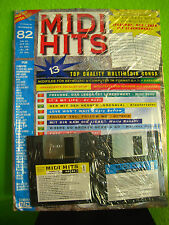 MIDI HITS Nr. 82, 13 Mulitimedia Songs GM MIDIFILES - Neu orig. verpackt