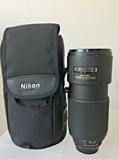 Nikon Zoom-NIKKOR 80-200mm f/2.8 AF D IF ED Lens