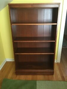 Ethan allen USA Solid Wood Bookcase