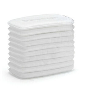 10PCS 5N11 COTTON FILTER REPLACEMENT FILTERS FOR 6200 6800 7502 RESPIRATOR