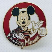 Disney Mickey Mouse Club Pin Vintage