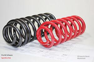 Eibach Kit Pro Abaissement Ressorts VW Golf II (19E) 30 / 30MM Avec Homologation