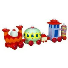 In The Night Garden Ninky Nonk Vehicle Train Roll Along