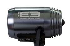 SUPERNOVA Frontscheinwerfer E3 triple silber grau