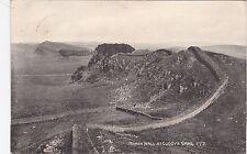 Roman Wall At Cuddy's Crag, Nr BARDON MILL, Northumberland