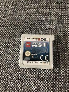 LEGO Star Wars III: The Clone Wars   Nintendo 3DS Game
