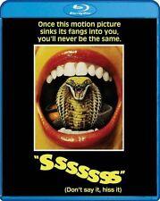 SSSSSSS (1973 Strother Martin)   -  Region A   - BLU RAY - Sealed
