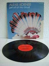 Alexis Korner   Get Off Of My Cloud   Polydor 1975   Near Mint/Very Good   Vinyl
