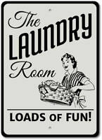 Laundry Room Decor, Loads of Fun Sign, Laundry Room Sign ENSA1003204