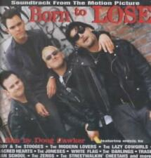 ORIGINAL SOUNDTRACK - BORN TO LOSE NEW CD