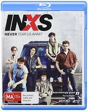 INXS : NEVER TEAR US APART -  Blu Ray - Sealed Region B for UK