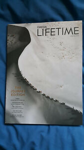 Lifetime Magazine Omega 2016 The Journey Edition No 16
