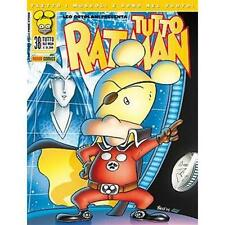 TUTTO RAT-MAN 38 - LEO ORTOLANI - PANINI COMICS - NUOVO - RATMAN