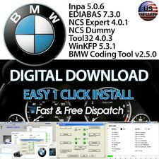 BMW Diagnostic and Coding Software (Easy Install)