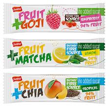 (27,80/kg)Superfood Fruchtriegel mit Dattelbasis Vegan 24erPack(24x30g)
