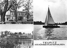 BG21817 teupitz kr konigs wusterhausen ship bateaux  germany CPSM 14.5x9cm