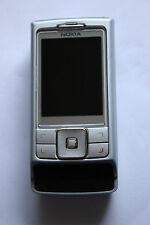 Nokia 6270 - (entsperrt) Handy guter Zustand
