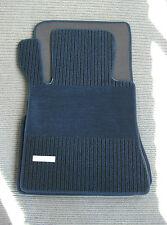 $$$ Rips Fußmatten passend für Mercedes Benz W126 SEC C126 S-Klasse + BLAU +NEU