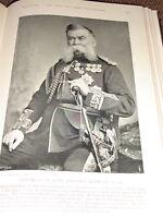 1896 Campo Marshall Sir John Lintorn Simmons Gcb Army