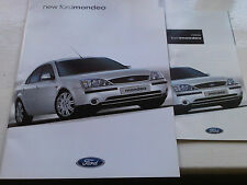 New Ford Mondeo Brochure 09 . 2000