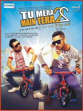 Tu Mera Bhai Main Tera Bhai (2013) Yo Yo Honey Singh - Punjabi Movie DVD