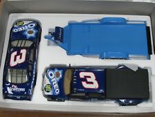 Dale Earnhardt Jr Brookfield Collectors Guild 1:24 2002 Oreo Car Cab & Trailer