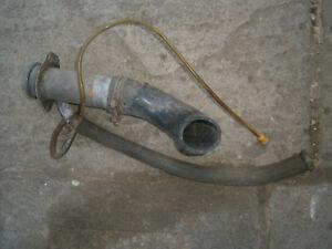 Lancia Montecarlo Scorpion Fuel Tank Feed pipe