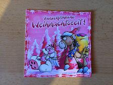 Weihnachtskarte Diddl, Sonderkarte 12/06 NEU, original Depesche,selten & Rarität
