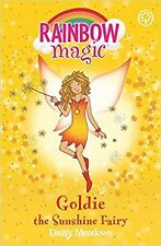 Goldie the Sunshine Fairy: The Weather Fairies:  Book 4 by Daisy Meadows P/B Bk