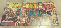 WARHEADS 1-6 SET MARVEL PA1-50 HIGH GRADE COMIC BOOK