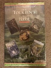The Hobbit Poster Collection By Alan Lee. Brand New