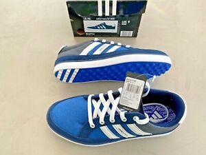 Adidas adicross IV WD Blue / Grey / White UK 9 Wide - Ex display