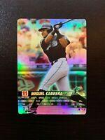Miguel Carbera - 2005 MLB Showdown Card #128 *Foil*