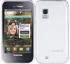 White Samsung Galaxy S Fascinate i500  Dummy Sample Phone
