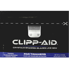 Clipp-Aid Hair / Pet Clipper Blade Sharpener Single Sachet for Trimmers