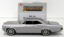Brooklin 1/43 Scale BRK216 - 1965 Chevrolet Impala 2-Dr Hardtop - Evening Orchid