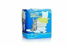 All-Absorb 20 Count Cat Litter Pads 17.1 by 11.8-inch