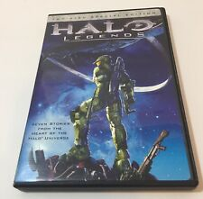 Halo Legends Two-Disc DVD Special Edition 2010