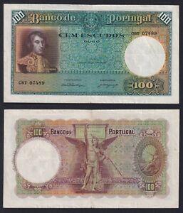 Portogallo 100 escudos ouro 13.3.1941 BB+/VF+  C-09