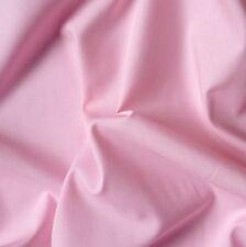Plain Candy Rosa Tela polycotton * Por Metro