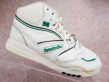 Vtg 80s Reebok Aerobics Pro Series High Tops Trainers Sneakers Womens 8 Mens 7