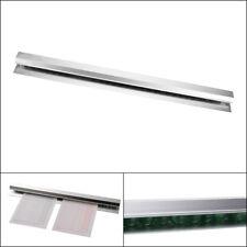 "23.6"" Stainless Steel Tickets Tab Receipt Hanging Rack Bar Order Holders 60cm"